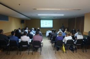 Evento Projeto de Certificação ISO 9001