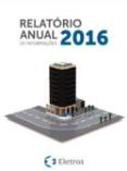 Relatório resumido 2016