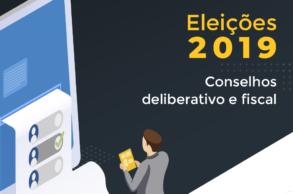 Eleições 2019 - Conselhos Deliberativo e Fiscal