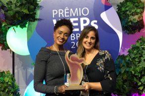 Eletros recebe Prêmio WEPs de Equidade de Gênero